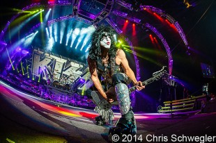 Kiss - 08-23-14 - 40th Anniversary Tour, DTE Energy Music Theatre, Clarkston, MI
