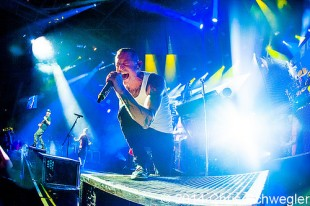 Linkin Park - 08-30-14 - The Carnivores Tour, DTE Energy Music Theatre, Clarkston, MI