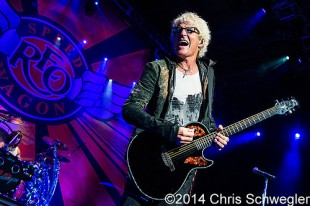 REO Speedwagon – 08-12-14 – 104.3 WOMC Summer Blast, DTE Energy Music Theatre, Clarkston, MI