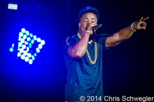 Yo Gotti - 08-16-14 - Drake Vs Lil Wayne Tour, DTE Energy Music Theatre, Clarkston, MI