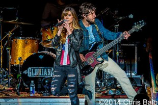 Gloriana – 09-21-14 – Rewind Tour 2014, DTE Energy Music Theatre, Clarkston, MI
