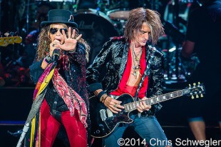 Aerosmith – 09-09-14 – Let Rock Rule Tour, DTE Energy Music Theatre, Clarkston, MI