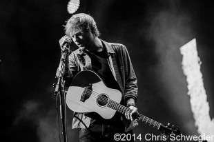 Ed Sheeran – 09-17-14 – The Palace Of Auburn Hills, Auburn Hills, MI