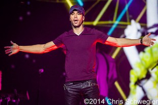 Enrique Iglesias – 09-21-14 – The Palace Of Auburn Hills, Auburn Hills, MI