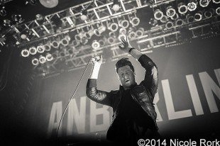 Anberlin - 10-07-14 - The Final Tour, House of Blues, San Diego, CA