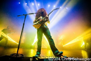 Coheed And Cambria – 09-30-14 – The Fillmore, Detroit, MI