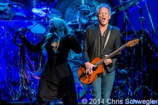 Fleetwood Mac - 10-22-14 - On With The Show Tour, The Palace Of Auburn Hills, Auburn Hills, MI