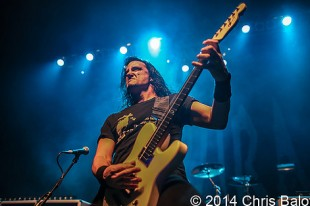 Gojira - 10-24-14 - The Fillmore, Detroit, MI