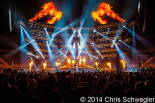 Jason Aldean - 10-10-14 - Burn It Down Tour, The Palace Of Auburn Hills, Auburn Hills, MI