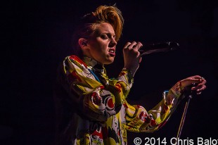 La Roux - 10-02-14 - Saint Andrews Hall, Detroit, MI