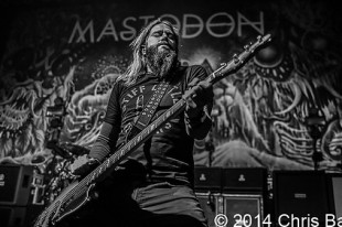Mastodon - 10-24-14 - The Fillmore, Detroit, MI