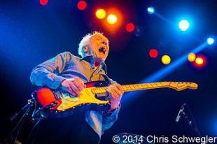 Robin Trower - 10-16-14 - Royal Oak Music Theatre, Royal Oak, MI