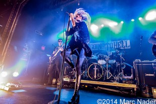 The Pretty Reckless – 10-26-14 – Going To Hell Tour, Saint Andrews Hall, Detroit, MI