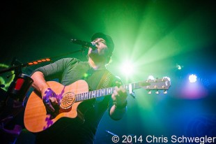 Jerrod Niemann - 11-15-14 - Get Your Buzz Back Tour, Saint Andrews Hall, Detroit, MI