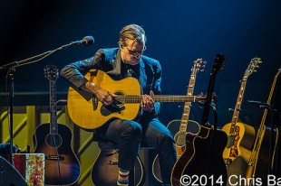 Joe Bonamassa – 11-21-14 – Stranahan Theater, Toledo, OH
