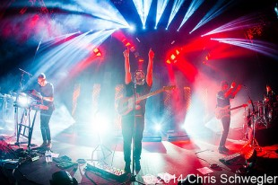 Alt-J - 11-10-14 - The Fillmore, Detroit, MI