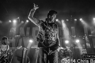 Anberlin – 11-03-14 – The Final Tour, Saint Andrews Hall, Detroit, MI