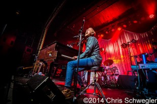 Andrew McMahon – 11-02-14 – In the Wilderness Tour, Saint Andrews Hall, Detroit, MI