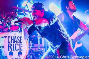 Chase Rice - 11-21-14 - Ignite the Night Tour, Saint Andrews Hall, Detroit, MI