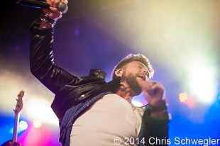Chris Lane - 11-15-14 - Get Your Buzz Back Tour, Saint Andrews Hall, Detroit, MI