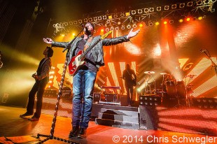 Lee Brice - 11-08-14 - The Fillmore, Detroit, MI