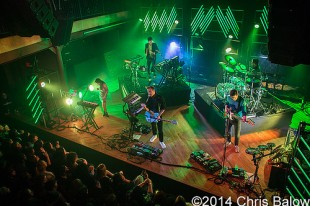 St Lucia – 11-12-14 – The Night Comes Again Tour, The Crofoot, Pontiac, MI