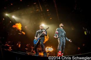 Usher – 11-04-14 – UR Experience Tour, The Palace Of Auburn Hills, Auburn Hills, MI