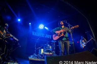 Vance Joy - 11-07-14 - Dream Your Life Away Tour, Saint Andrews Hall, Detroit, MI