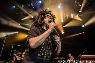 Counting Crows - 12-09-14 - Somewhere Under Wonderland Tour, The Fillmore, Detroit, MI