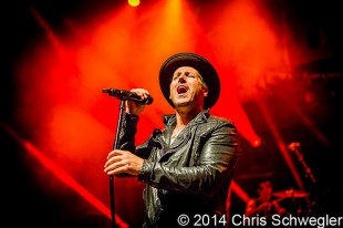 Our Lady Peace - 12-04-14 - The Night 89x Stole Christmas, The Fillmore, Detroit, MI