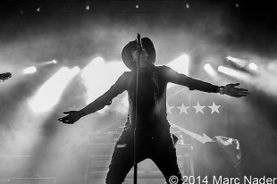 Yelawolf - 12-06-14 - The Slumerican Made Tour, Saint Andrews Hall, Detroit, MI