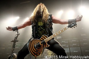 Black Label Society – 01-16-15 – Royal Oak Music Theatre, Royal Oak, MI