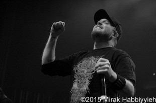 Hatebreed – 01-16-15 – Royal Oak Music Theatre, Royal Oak, MI