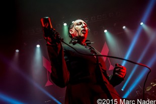 Marilyn Manson – 02-03-15 – The Hell Not Hallelujah Tour, The Fillmore, Detroit, MI