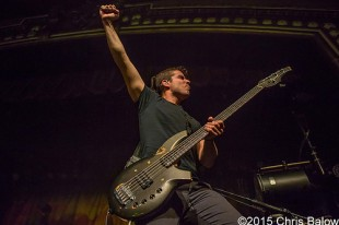 Nothing More – 02-04-15 – Juggernaut Tour, Saint Andrews Hall, Detroit, MI