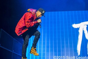 Tyga – 02-15-15 – Between the Sheets Tour, Joe Louis Arena, Detroit, MI