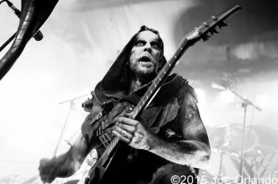 Behemoth – 02-23-15 – Winter Tour 2015, Saint Andrews, Detroit, MI