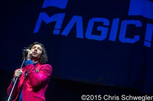 Magic! – 03-18-15 – The Maroon 5 World Tour 2015, The Palace Of Auburn Hills, Auburn Hills, MI
