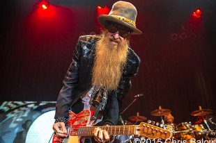 ZZ Top – 03-20-15 – FireKeepers Casino, Battle Creek, MI