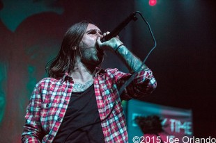 Every Time I Die – 04-18-15 – The Fillmore, Detroit, MI