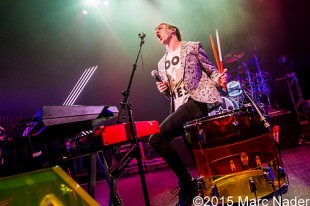 Walk The Moon – 04-07-15 – Talking Is Hard Tour, The Fillmore, Detroit, MI