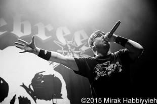 Hatebreed – 05-16-15 – Prepare for Hell Tour, Van Andel Arena, Grand Rapids, MI
