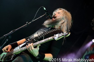 Mastodon – 05-23-15 – The Missing Link Tour, Freedom Hill Amphitheatre, Sterling Heights, MI