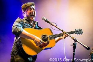 Mumford & Sons – 06-16-15 – North American Tour, DTE Energy Music Theatre, Clarkston, MI