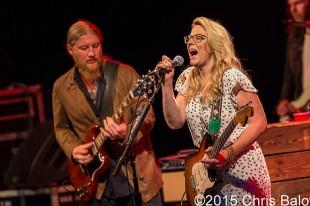 Tedeschi Trucks Band – 06-23-15 – Wheels of Soul Tour, Meadow Brook Music Festival, Rochester Hills, MI