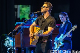 Amos Lee – 06-22-15 – Meadow Brook Music Festival, Rochester Hills, MI