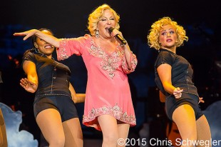 Bette Midler – 06-10-15 – Divine Intervention Tour, The Palace Of Auburn Hills, Auburn Hills, MI