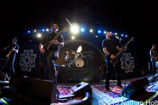 Breaking Benjamin - 05-19-15 - Orbit Room, Grand Rapids, MI