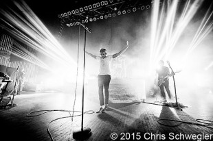 Awolnation - 07-02-15 - Run Tour 2015, The Fillmore, Detroit, MI