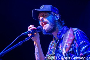 Band Of Horses – 07-14-15 – Rebel Content Tour, DTE Energy Music Theatre, Clarkston, MI